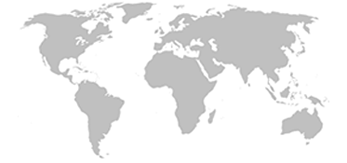 world map, distributors